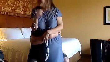 Молодую, русскую жёнушку больно наказыват мужчина